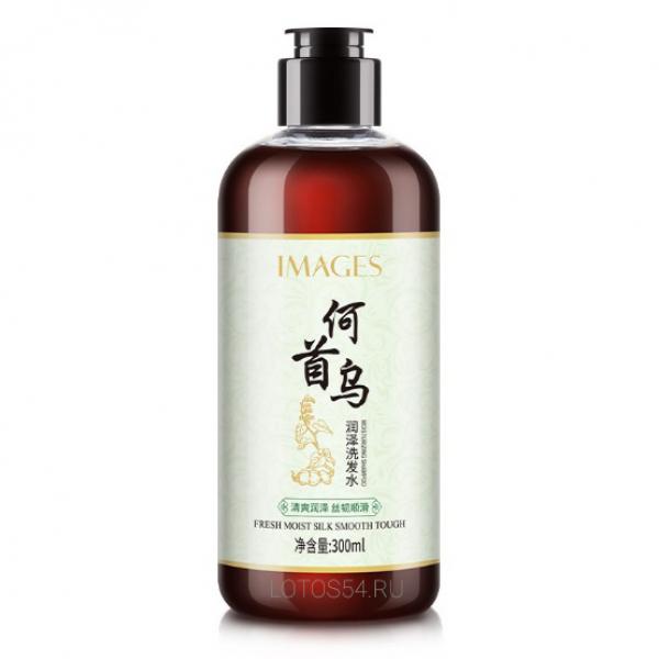 BioAqua Images Fresh Moist Silk Smooth shampoo, 300мл