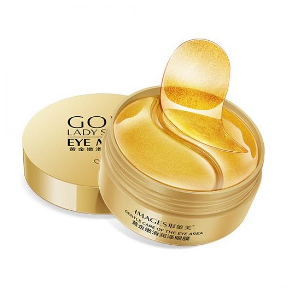 BioAqua Images Lady Series Gold Eye Mask, 80гр.