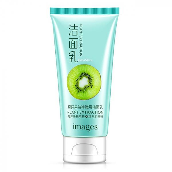 BioAqua Images Kiwi Facial Cleanser, 120гр.