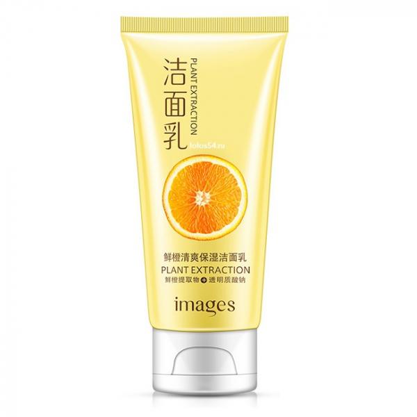 BioAqua Images Fresh Orange Facial Cleanser, 120гр.