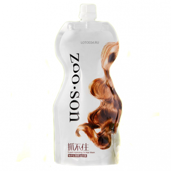 Zoo Son Smooth Hydrating Oil Mask, 500ml