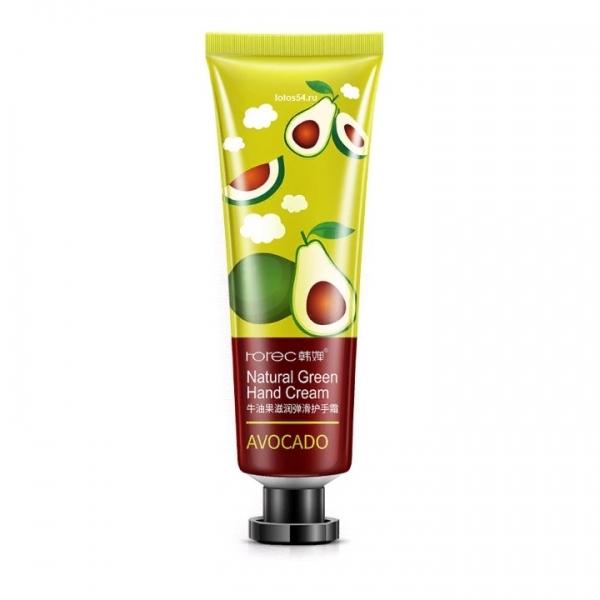 BioAqua Rorec Avocado Hand Cream, 30гр.