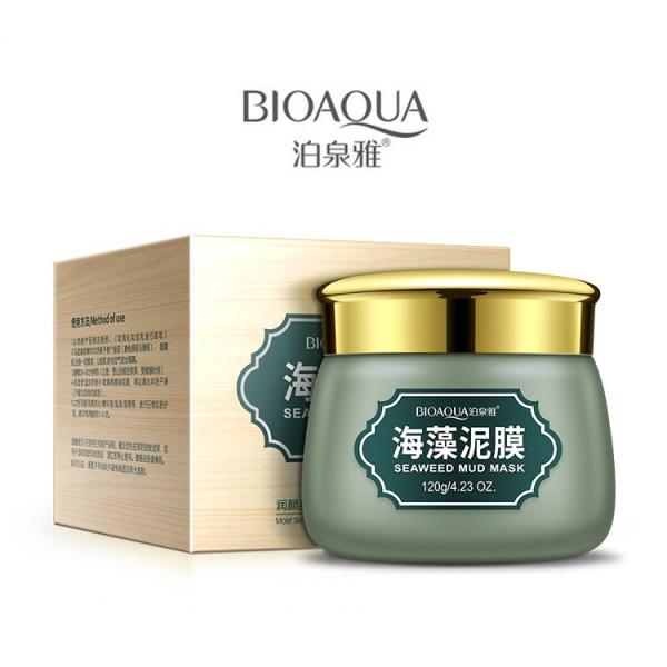 BioAqua Seaweed Mud Mask, 120гр.