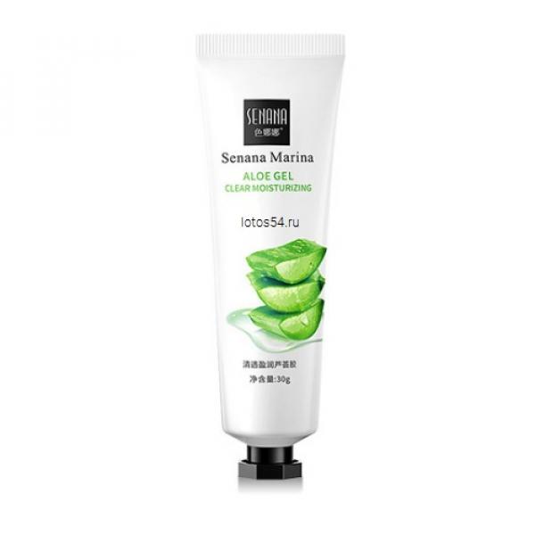 Senana Pure Clear Moisturizing Aloe Gel, 30гр