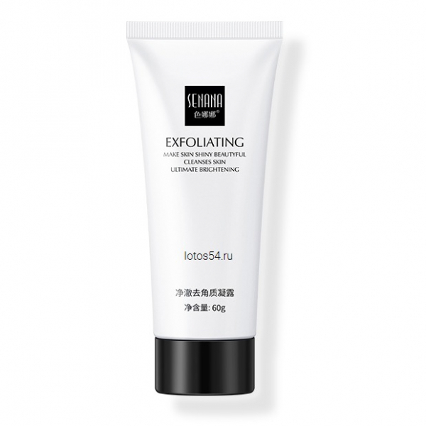 Senana Pure clear exfoliating gel, 60гр.