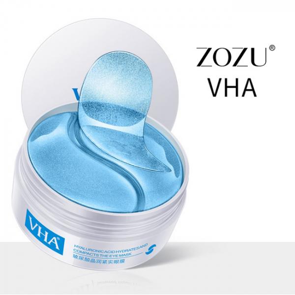 ZOZU VHA Hyaluronic Eye Mask, 1уп./60шт